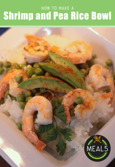 How to make shrimp and pea rice bowl by meal5 download pdf forumfinder Image collections